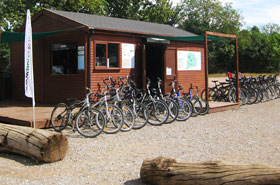 Bikes Richmond Bike Hire Hut